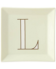 CLOSEOUT! It's Personal Initial Dish