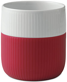 Royal Copenhagen Raspberry Fluted Contrast Mug