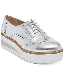 Madden Girl Cutesy Flatform Oxfords