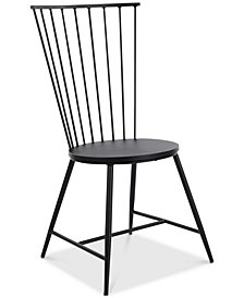 Fania Dining Chair, Quick Ship
