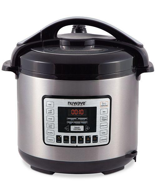 NuWave Nutri-Pot™ 8-Qt. Digital Pressure Cooker