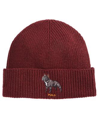 Polo Ralph Lauren Men s French Bulldog Hat - Hats 15df21642163