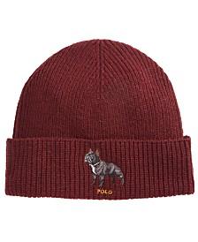 5eebc0c174a Polo Ralph Lauren Men s Polo Bear Skiing Cuffed Hat - All ...