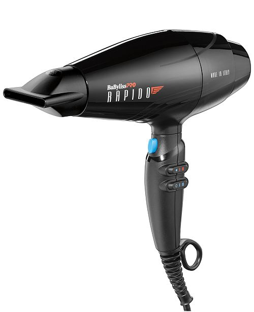 Babyliss Rapido Professional Dryer, from PUREBEAUTY Salon & Spa
