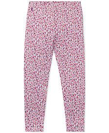 Polo Ralph Lauren Big Girls Print Leggings