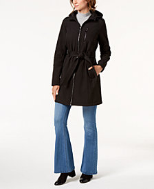 BCBGeneration Hooded Raincoat