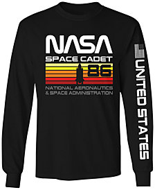Changes Men's NASA Space Cadet Graphic T-Shirt