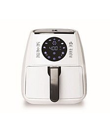 3.2 Qt. Digital Airfryer with Dual Layer Rack