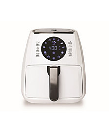 Kalorik 3.2 Qt Digital Airfryer with Dual Layer Rack