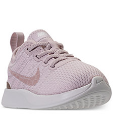 Nike Toddler Girls' Dualtone Racer Casual Sneakers from Finish Line
