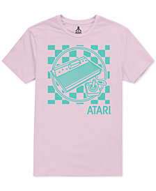 New World Men's Atari Graphic T-Shirt