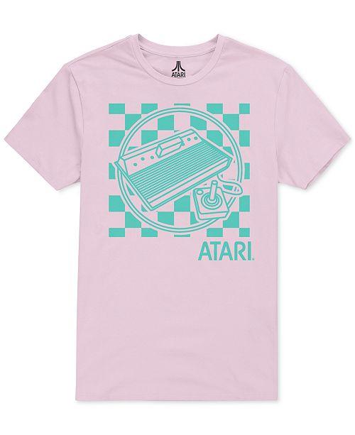 eb484b7ee New World Men's Atari Graphic T-Shirt; New World Men's Atari Graphic T- ...