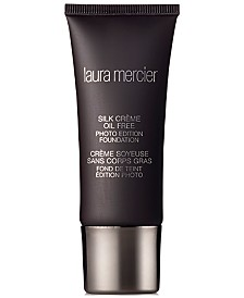 Laura Mercier Silk Crème Oil Free Photo Edition Foundation