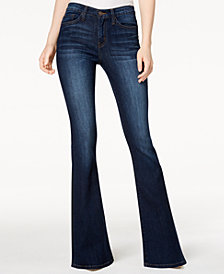 Flying Monkey Flared Mid-Rise Jeans