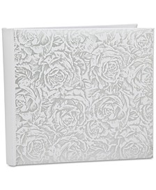 Godinger White Rose Large Photo Album