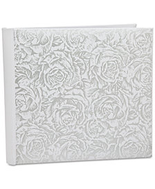 Philip Whitney White Rose Large Photo Album