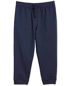 First Impressions Toddler Boys Jogger Pants, Created for Macy's