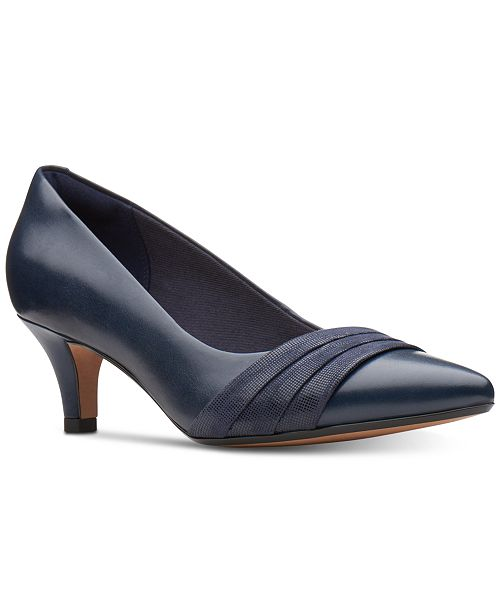 7b40e6257b ... Clarks Collection Women's Linvale Madi Pumps, Created for Macy's ...