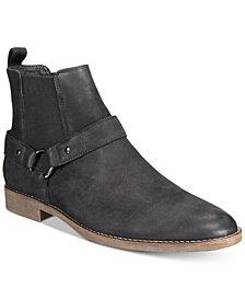 Alfani Men's Briar Harness Boots, Created for Macy's