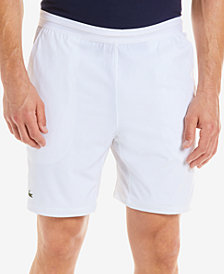 "Lacoste Men's Stretch Ultra-Dry 7 1/2"" Shorts"