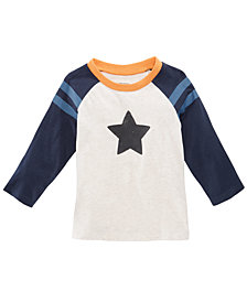 First Impressions Toddler Boys Star T-Shirt, Created for Macy's