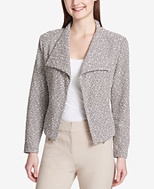 Calvin Klein Tweed Jacket