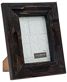 "Godinger 5"" x 7"" Black Barn Picture Frame"