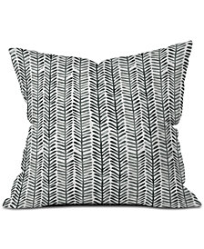 Deny Designs Dash and Ash Herring Throw Pillow