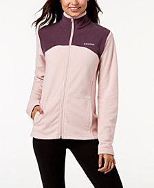 Columbia Western Ridge™ Colorblock Fleece Jacket