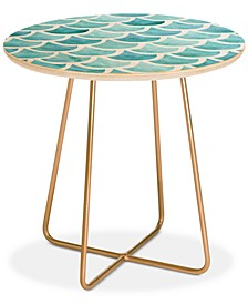 Hello Sayang La Mer Round Side Table