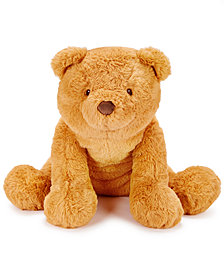 "First Impressions Baby Boys & Girls 18"" Bear Plush, Created for Macy's"