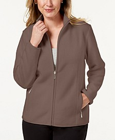Zeroproof Fleece Jacket, Created for Macy's