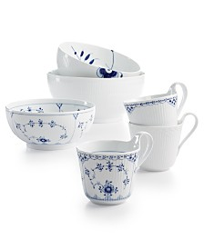 Royal Copenhagen History Mix Collection