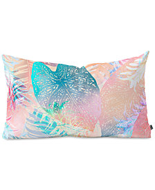 Deny Designs Iveta Abolina Azemmour Oblong Throw Pillow