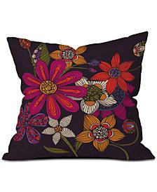 Deny Designs Valentina Ramos Zadie Throw Pillow