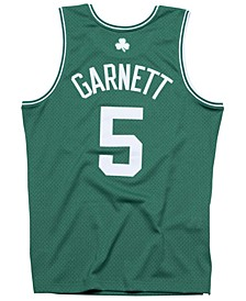 Men's Kevin Garnett Boston Celtics Hardwood Classic Swingman Jersey