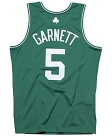 Men's Kevin Garnett Boston Celtics Hardwood Classic Swingman Jersey