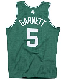Mitchell & Ness Men's Kevin Garnett Boston Celtics Hardwood Classic Swingman Jersey