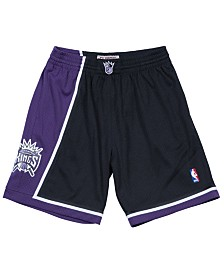Mitchell & Ness Men's Sacramento Kings Swingman Shorts