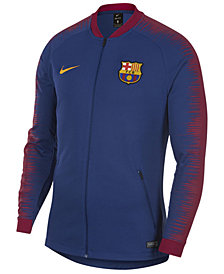 Nike Men's FC Barcelona Club Team Anthem Jacket