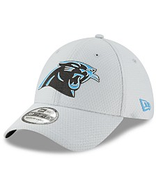 New Era Carolina Panthers Training 39THIRTY Stretch Fitted Cap 2018