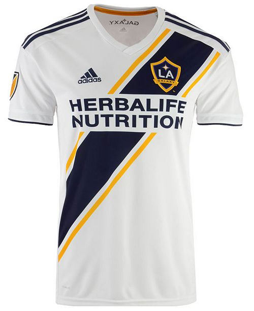 pretty nice 09db3 018e6 Zlatan Ibrahimovic LA Galaxy Primary Replica Jersey, Big Boys (8-20)