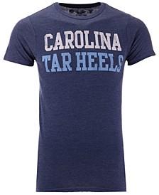 Men's North Carolina Tar Heels Team Stacked Dual Blend T-Shirt