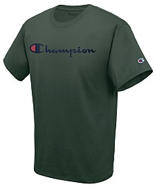 22a2361d9 Champion Men's Logo Graphic T-Shirt & Reviews - T-Shirts - Men - Macy's