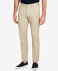Nautica Men's Slim-Fit Navtech Chinos