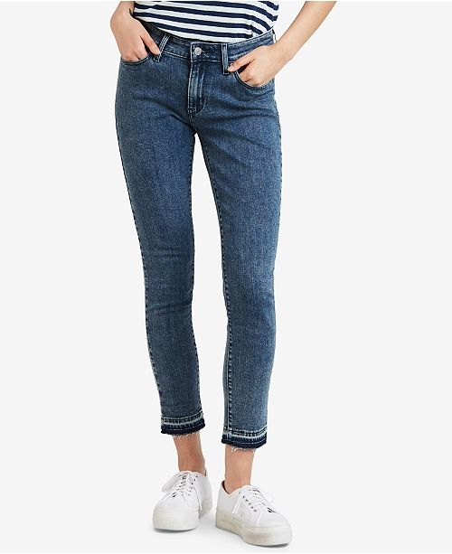 Levi's 711 Women Skinny Macy's Jeans w61THxFq