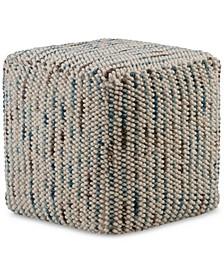 Kemptan Cube Pouf