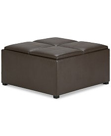 Easton Ottoman Table, Quick Ship