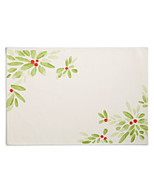 Split P Holiday Burst Placemat