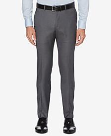 Men's Portfolio Skinny-Fit Nailshead Dress Pants